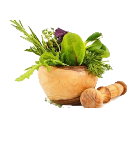 herbs-in-bowl